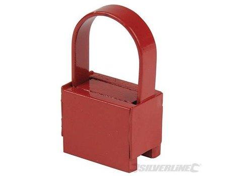 Silverline Hand magneet 11 kg capaciteit
