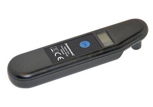 Silverline Digitale bandenspanningsmeter 0,15 - 7 bar (2 - 99,5 psi)