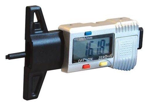 Silverline Digitale bandenprofielmeter 0 - 25 mm