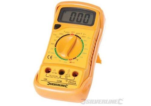 Silverline Digitale multimeter, AC en DC