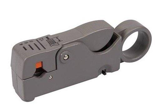 Silverline Coaxiale kabelstripper RG6/58/59/62