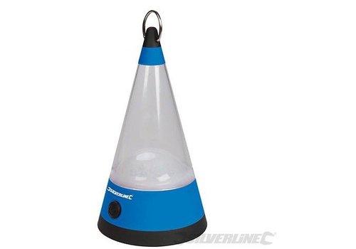 Silverline LED kampeerlamp, 12 LED