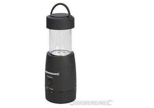Silverline Pop-up kampeer lantaarn, 11 LED