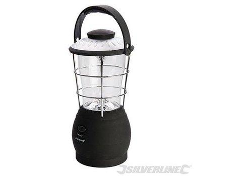 Silverline Grote LED lantaarn, 12 LED