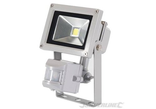 Silverline LED overstroming licht, 10 W