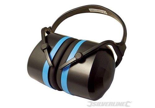 Silverline Vouwbare gehoorbeschermers, SNR 33 dB
