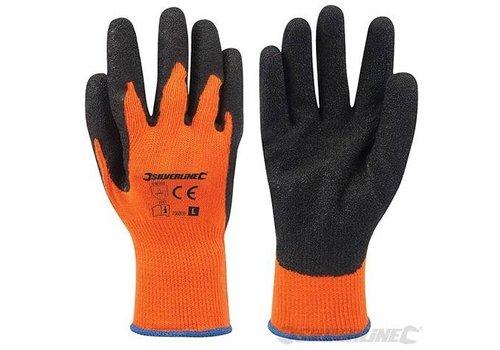 Silverline Hi-vis handschoenen