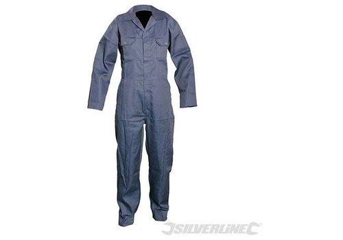 Silverline Overall Marineblauw