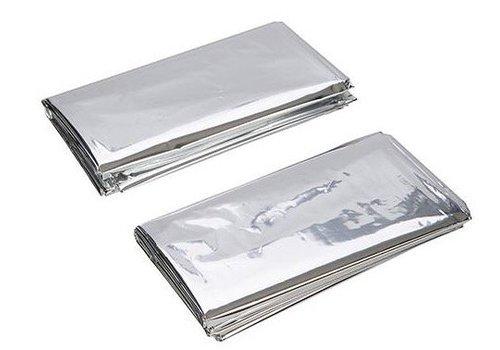 Silverline Folie noodgevallen deken, 1 x 2 m