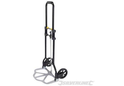 Silverline Inklapbare steekwagen 50 kg