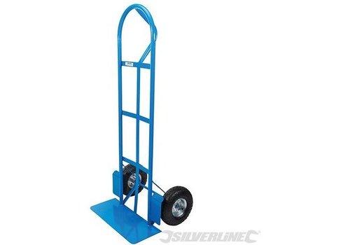 Silverline Steekwagen met hoge rug, 250 kg