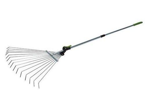 Silverline Uitschuifbare hark, 800 - 1500 mm