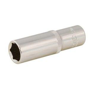 """Silverline Diepe 3/8"""" 6pt metrische zeskantdop 13mm"""
