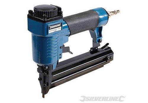 Silverline Pneumatische spijkermachine 10-32 mm