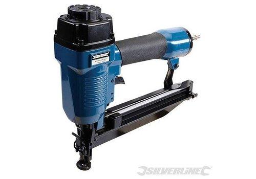Silverline Pneumatische spijkermachine, 50 mm
