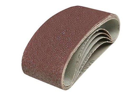 Silverline Schuurbanden 60 x 400 mm, 5 stuks