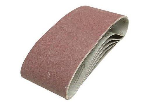 Silverline Schuurbanden 100 x 610 mm, 5 stuks