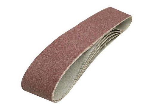 Silverline Schuurband 100 x 915 mm, 5 stuks 80 korrelgrofte