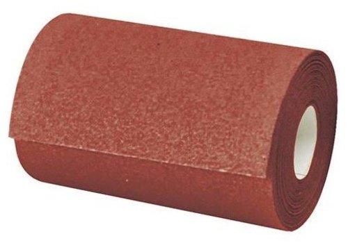 Silverline Aluminiumoxide schuurpapier rol 5meter, 10 meter, 50 meter