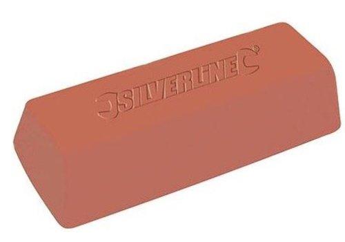 Silverline Rode polijstpasta 500g