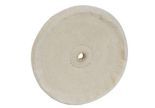 Silverline Polijstschijf met los pluis 150mm