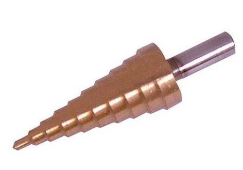 Silverline Trappenboor met titanium coating