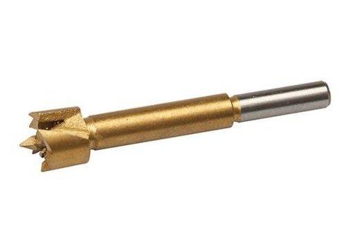 Silverline Forstnerboor met titanium coating