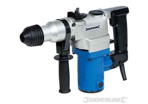 Silverline SDS-Plus boorhammer, 850 W