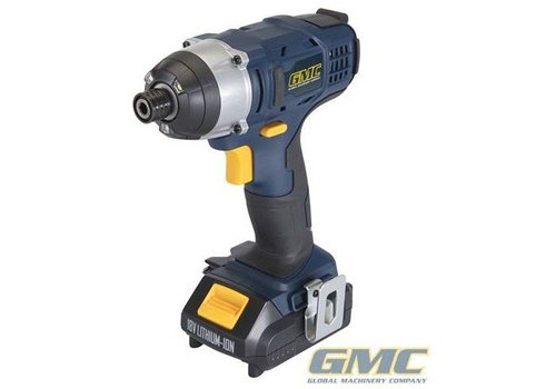 GMC 18 V accuschroefmachine