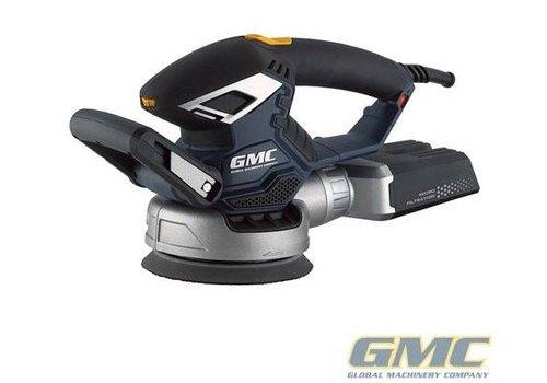 GMC 430 W excenterschuurmachine met 2 schuurzolen, 150 mm