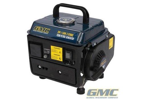 GMC 700 W benzine aggregaat NIEUW