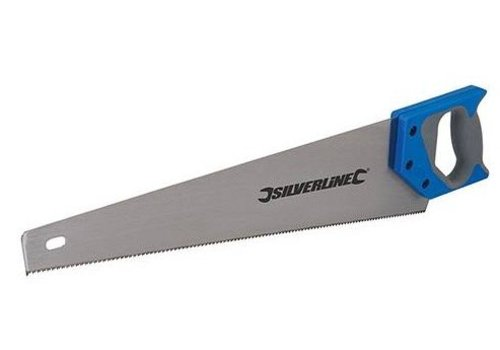 Silverline Laminaatzaag 500mm, 14 tpi