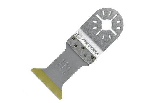 Imperial Blades Univers. bi-met. TIN zaagblad 38x42mm hout, kunststof, metaal, gipskarton