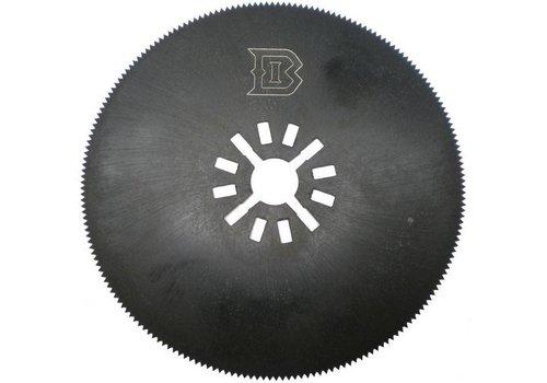 Imperial Blades HSS cirkelzaagblad 80mm tbv. kunststof, hout, fiber, plaatstaal, non-ferro