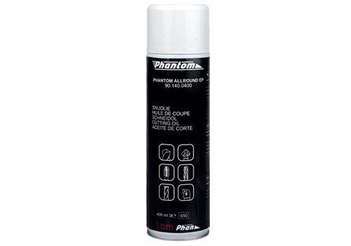 Phantom Allround Snijolie spray EP (Extreme Pressure) Artikelgroep 90.140