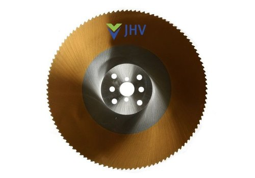 JHV HSS Cirkelzaag D=350 Asgat 50 Tin-coating