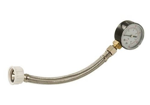 "Silverline Waterdrukmeter 3/4"" BSP 0 - 10 bar / 160 psi"