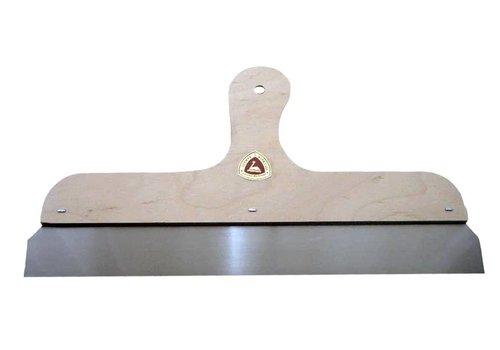 Silverline Pleistermes met houten handvat