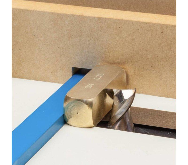 Precision Brass Setup Bars-Master Set