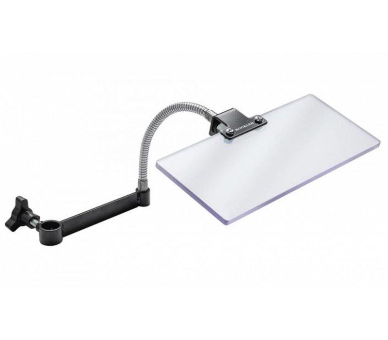Dust Right® draaibank spaandeafleider