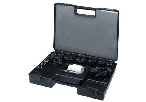 Phantom Set met Gatenponsen met 3-voudig splijtstempel, voor hand- en hydraulisch gebruik, 67.120 Artikelgroep 69.712
