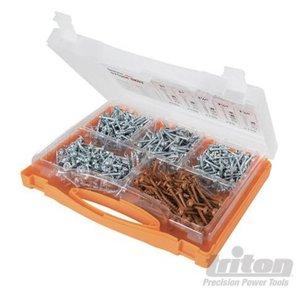 Triton Pocket boring schroeven 675 stk.