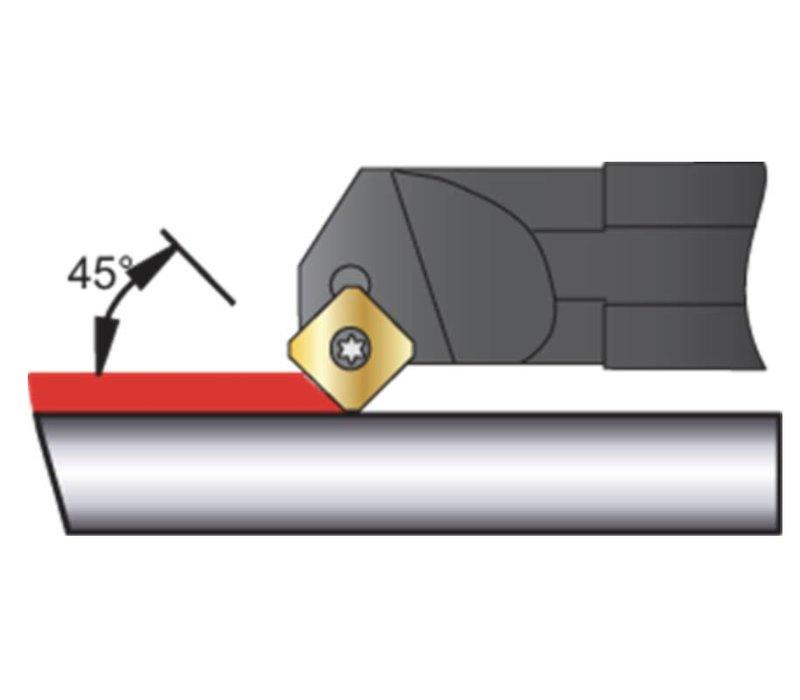 Doorboorbeitel S-SSSCR, 45° Artikelgroep 72.605