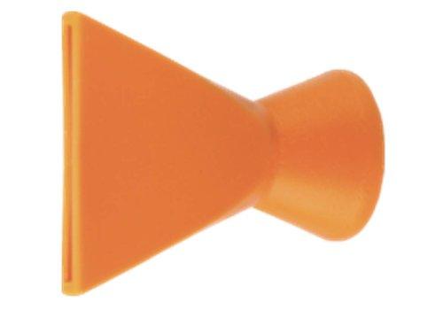"""Phantom Koelmiddelslang 1/4"""" platte spuitmond 25 x 1 mm (2)"""
