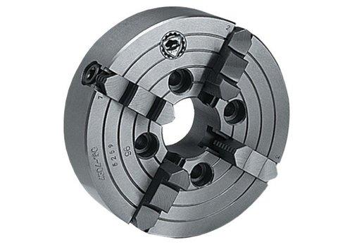Bison Onafhankelijke Vier-Klauwplaat, diam. 85-160 mm staal (Bison type 4306), vanaf diam. 200 mm gietijzer (Bison type 4304) Artikelgroep 85.600