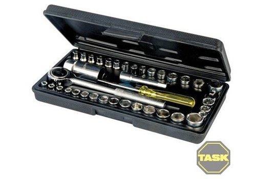 TASK 40-delige dopsleutel set