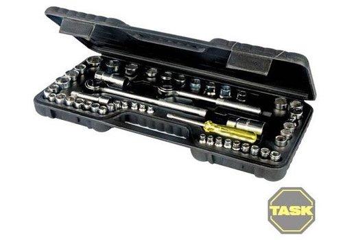 TASK 52-delige dopsleutel set