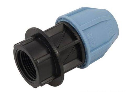 Plumbob MDPE Vrouwelijke adapter