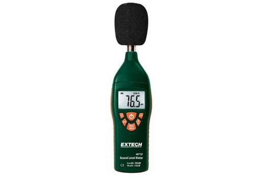 Extech 407732 Type 2 geluidsmeter