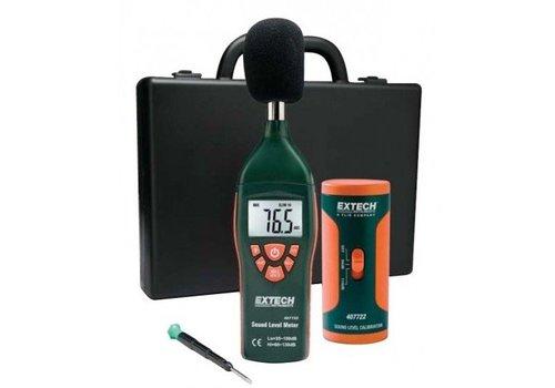 Extech 407732 Type 2 geluidsmeter - kit